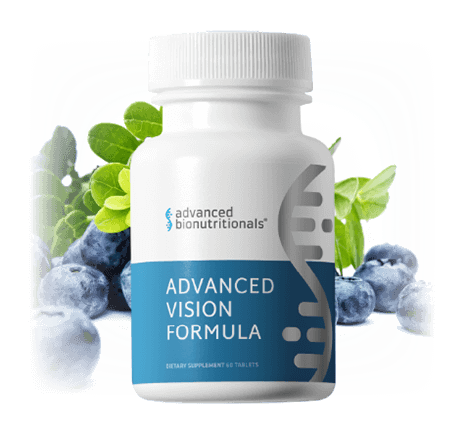Advanced Vision Formula Bottle Image