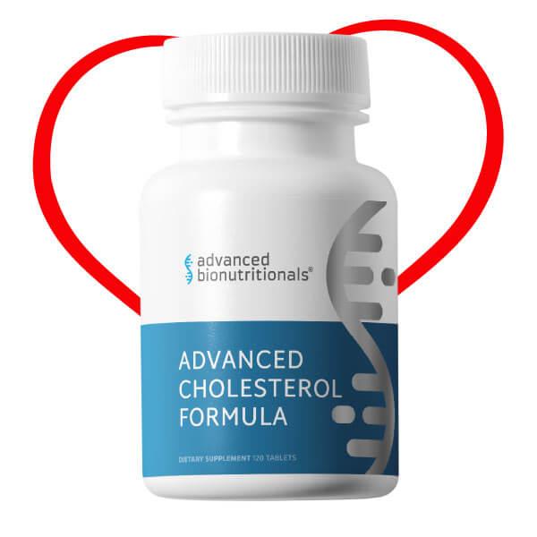Advanced Cholesterol Formula Supplement