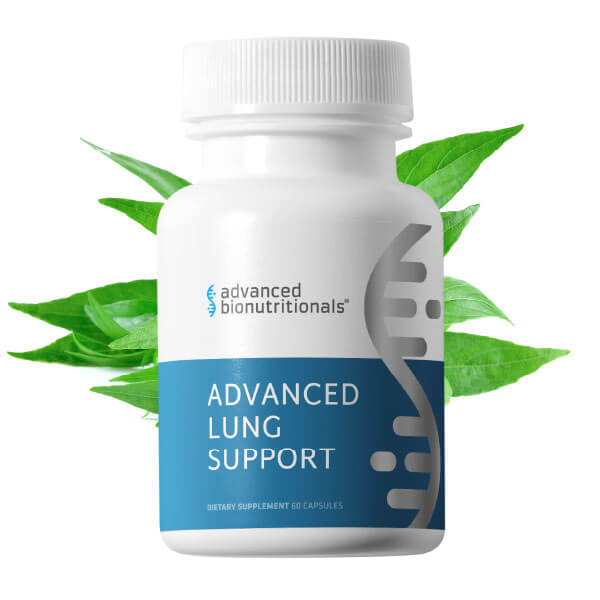 Advanced Lung Support Supplement