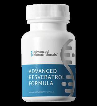 Advanced Resveratrol Formula