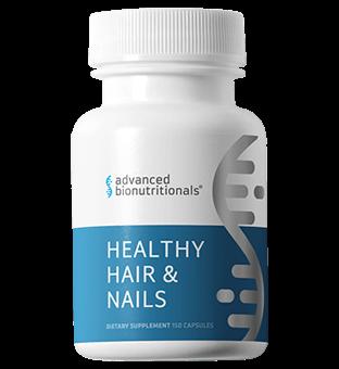 Healthy Hair & Nails