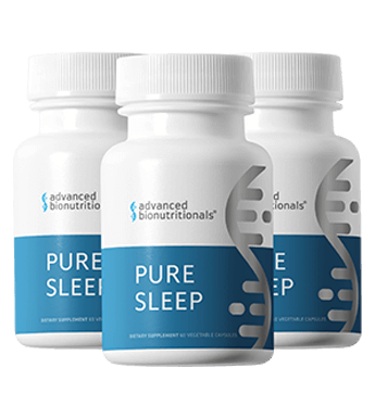 Pure Sleep Three Bottle