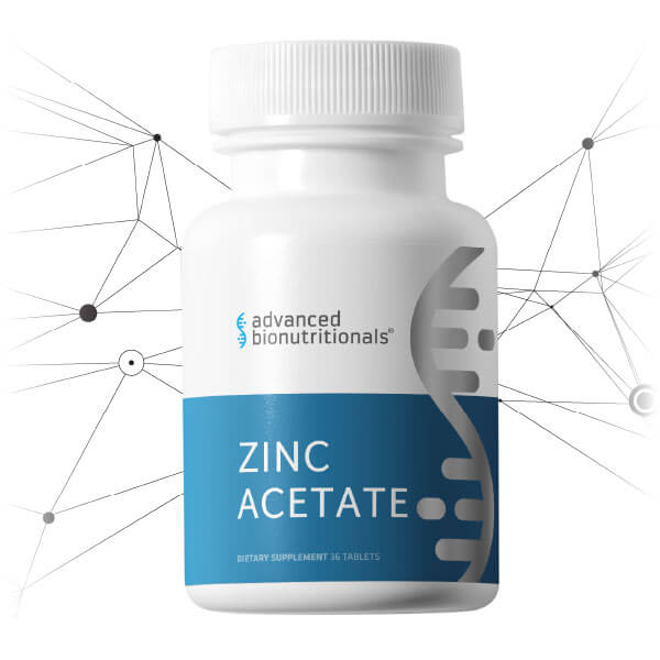 Zinc Acetate Supplement