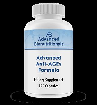 Advanced Anti-AGEs Formula